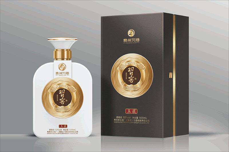 【团队案例】贵州习酒·年销数亿——成都白酒行业包装设计-品牌策划